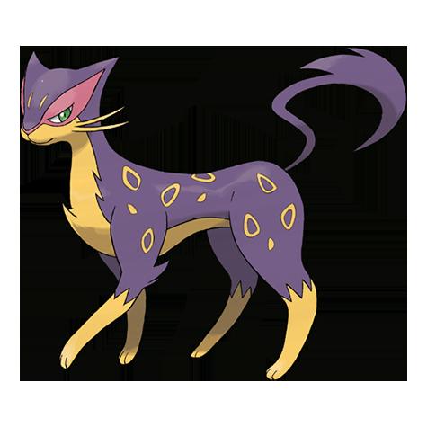 Pokémon liepard