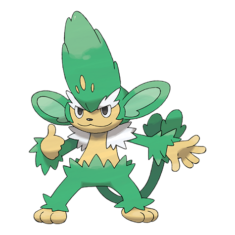 Pokémon simisage