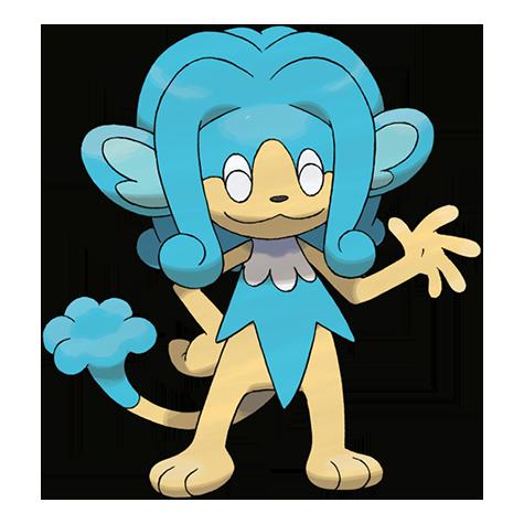 Pokémon simipour