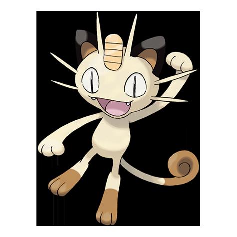 Pokémon meowth
