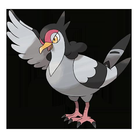 Pokémon tranquill