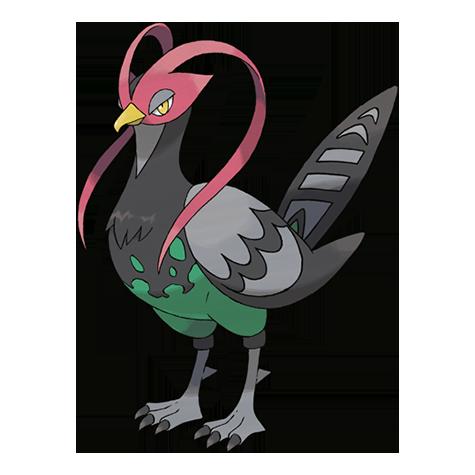 Pokémon unfezant
