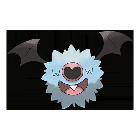 Pokémon woobat