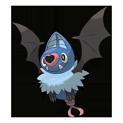 Pokémon swoobat