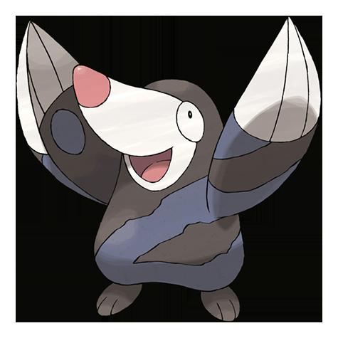 Pokémon drilbur