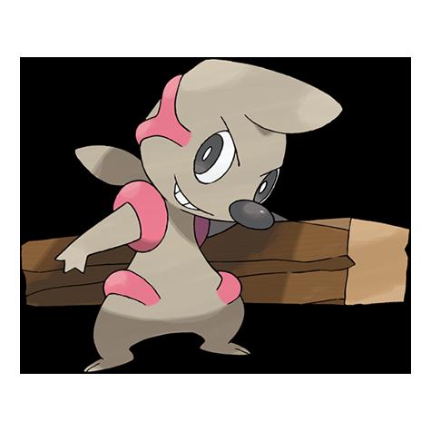 Pokémon timburr
