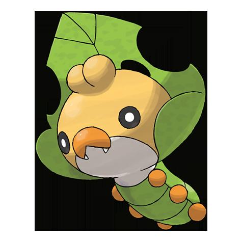 Pokémon sewaddle