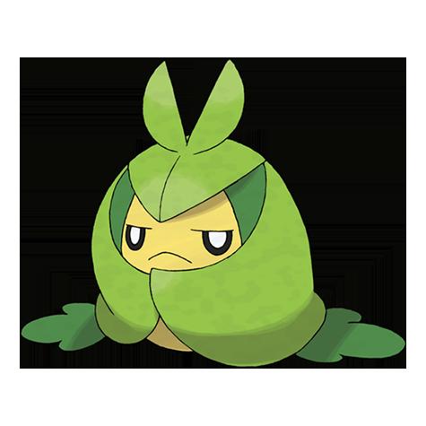Pokémon swadloon