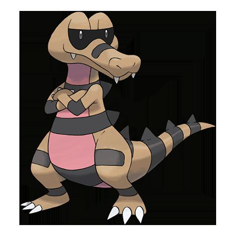 Pokémon krokorok
