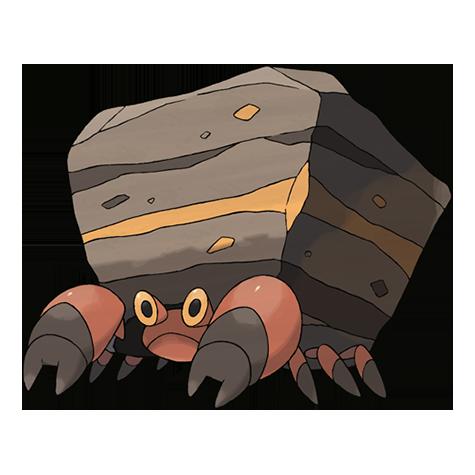 Pokémon crustle