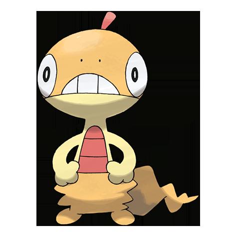 Pokémon scraggy