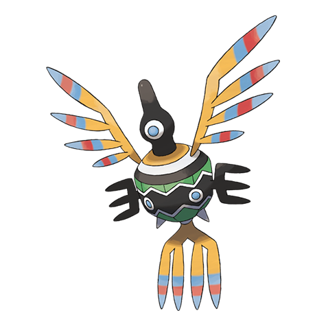 Pokémon sigilyph
