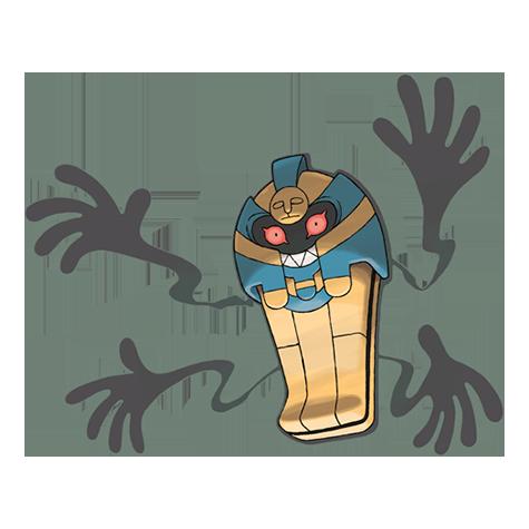 Pokémon cofagrigus
