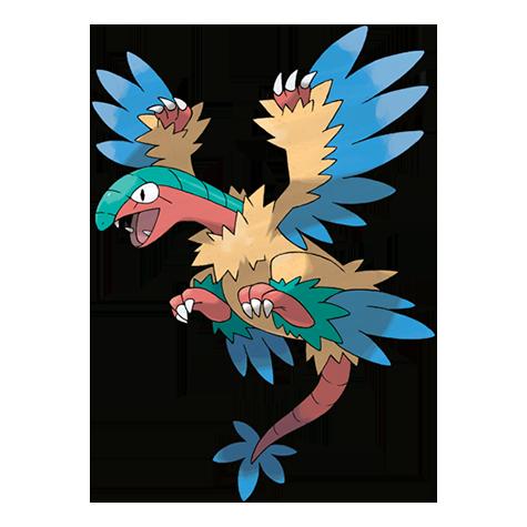 Pokémon archeops
