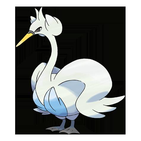 Pokémon swanna