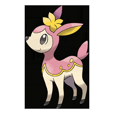 Pokémon deerling