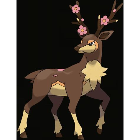 Pokémon sawsbuck