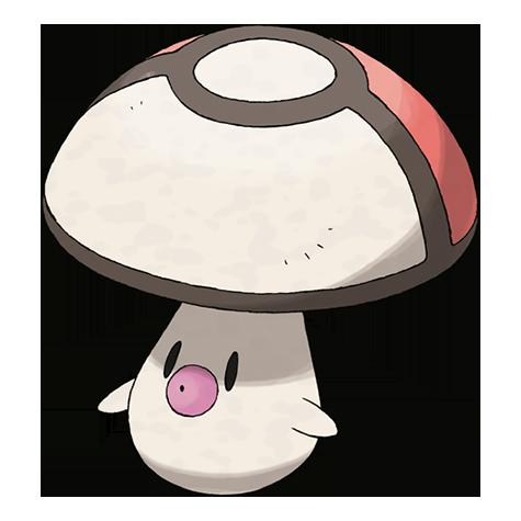 Pokémon foongus
