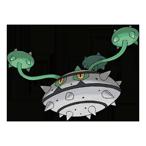 Pokémon ferrothorn