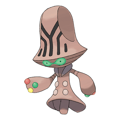 Pokémon beheeyem