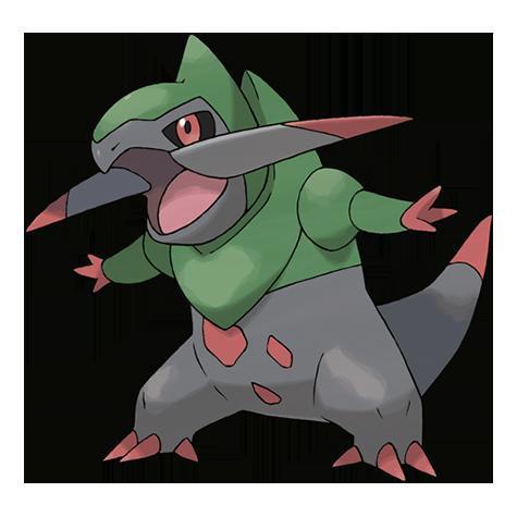 Pokémon fraxure