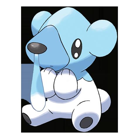 Pokémon cubchoo