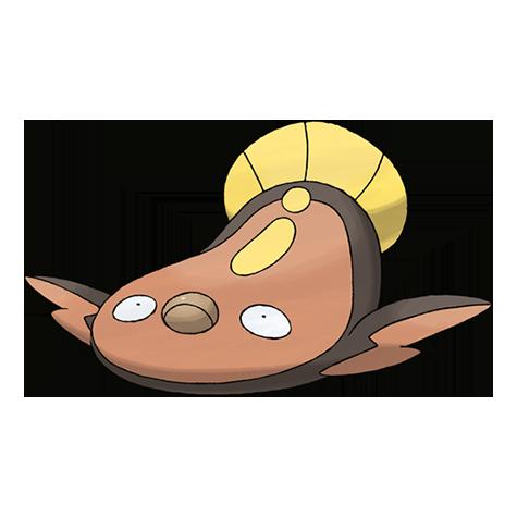 Pokémon stunfisk