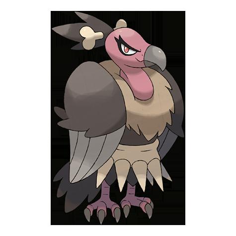 Pokémon mandibuzz