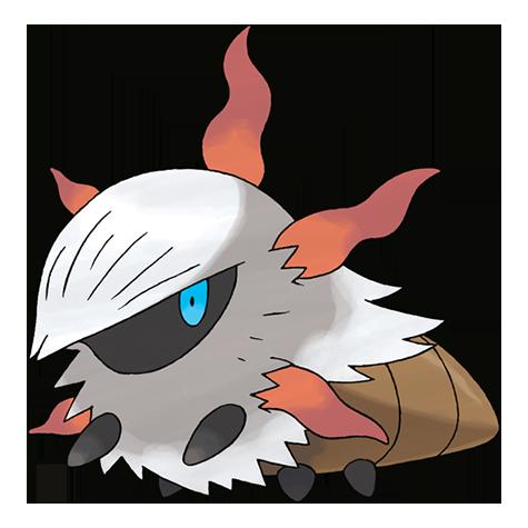 Pokémon larvesta