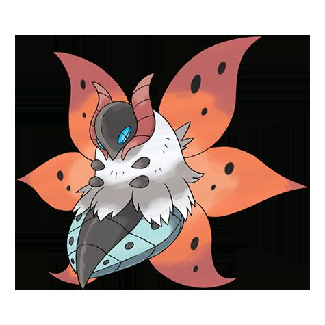 Pokémon volcarona