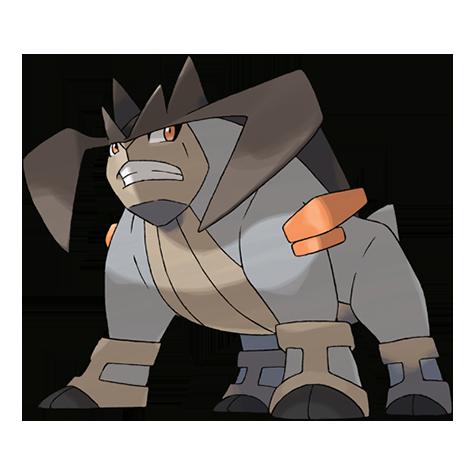 Pokémon terrakion
