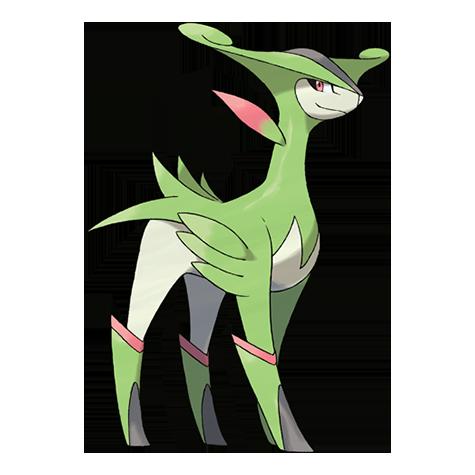 Pokémon virizion