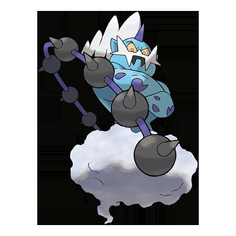 Pokémon thundurus-incarnate