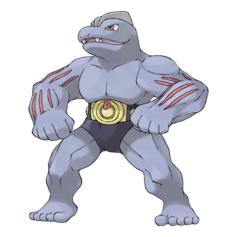 Pokémon machoke