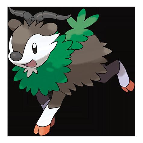 Pokémon skiddo