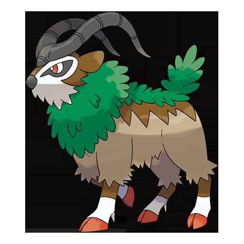 Pokémon gogoat