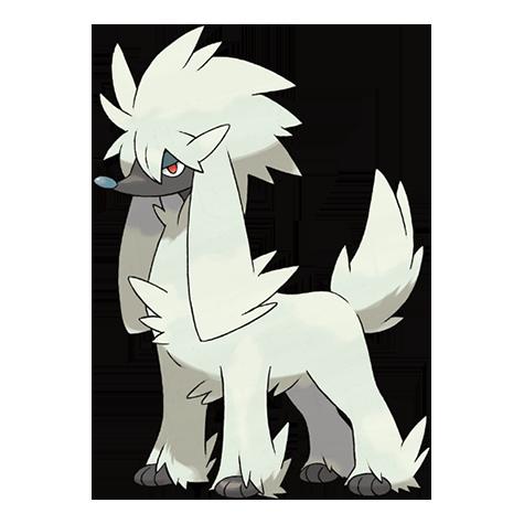 Pokémon furfrou