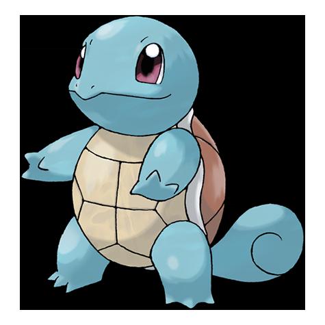 Pokémon squirtle