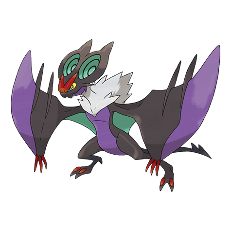 Pokémon noivern