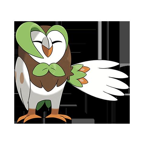 Pokémon dartrix