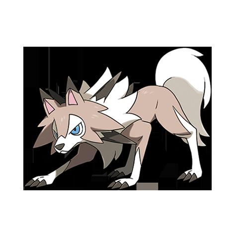 Pokémon lycanroc-midday