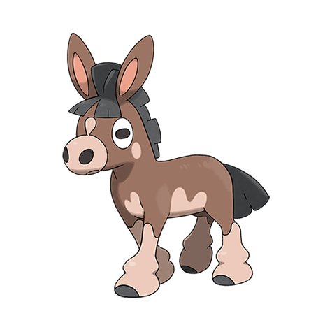 Pokémon mudbray