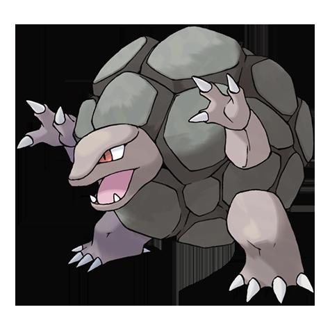 Pokémon golem