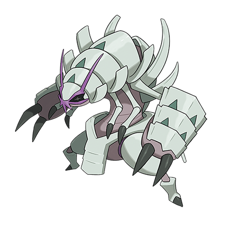 Pokémon golisopod