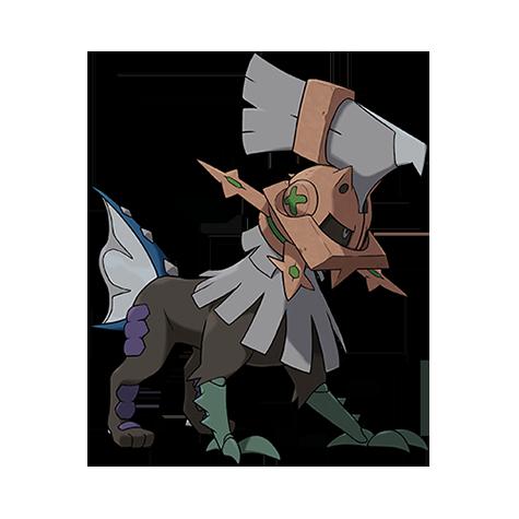 Pokémon type-null