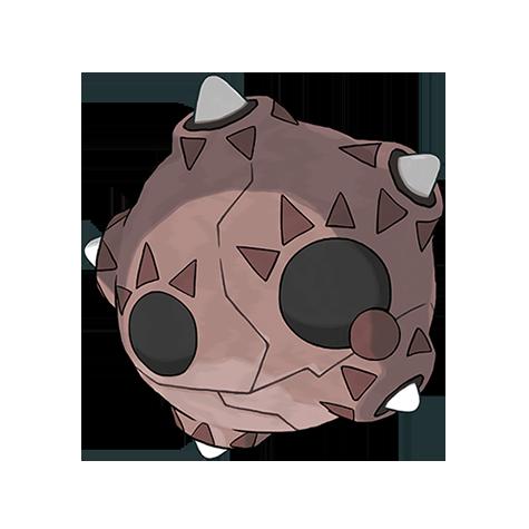 Pokémon minior-red-meteor
