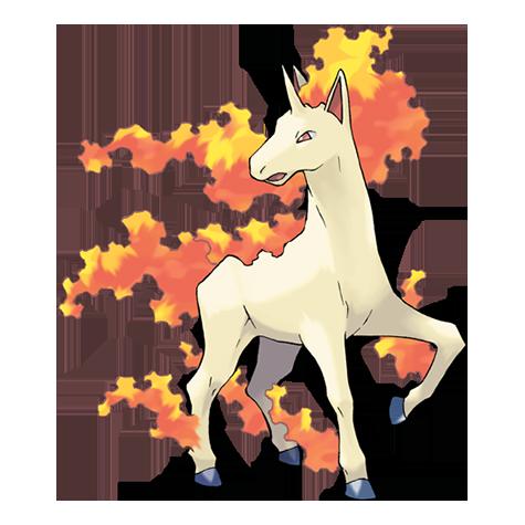 Pokémon rapidash