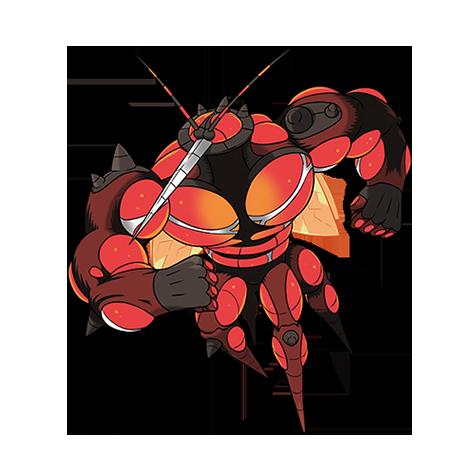 Pokémon buzzwole
