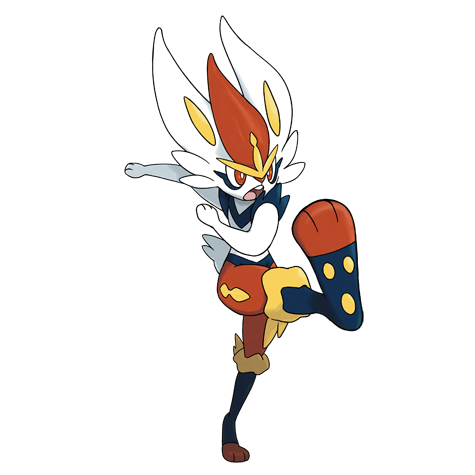 Pokémon cinderace