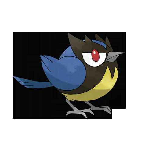 Pokémon rookidee